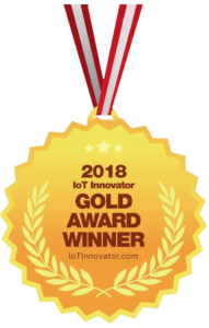 Iot-Innovator-2018-Gold-Winner
